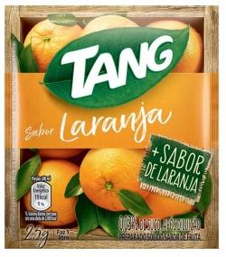 Suco em pó Tang Laranja (15X25G)