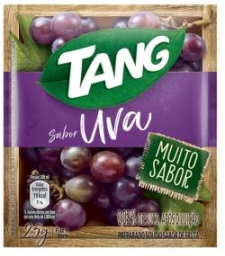 Suco em pó Tang Uva (15X25G)