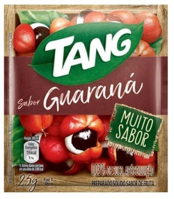 Suco em pó Tang Guaraná (15X25G)