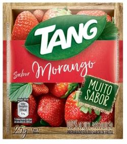 Suco em pó Tang Morango (15X25G)
