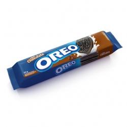 Biscoito OREO Recheado 90G Chocolate