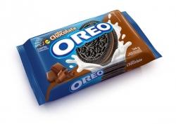 Biscoito OREO Recheado (4X36G) Chocolate