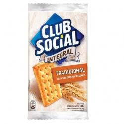 Biscoito Club Social Integral (6X24G)