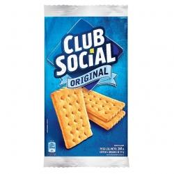 Biscoito Club Social Original (6X24G)