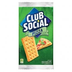 Biscoito Club Social Pizza (6X24G)