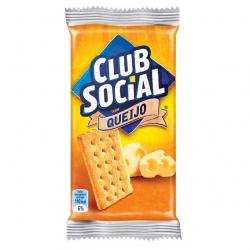 Biscoito Club Social Queijo (6X23,5G)
