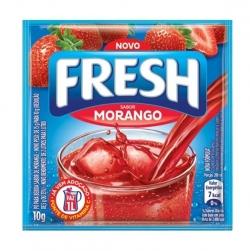 Suco em pó Fresh Morango (15X10G)
