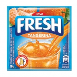 Suco em pó Fresh Tangerina (15X10G)