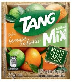 Suco em pó Tang Laranja e Limao (15X25G)