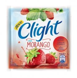 Suco em pó Clight Morango (15X8G)