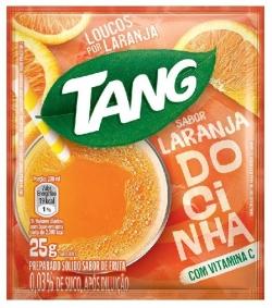 Suco em pó Tang Laranja Docinha (15X25G)