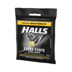 Drops Halls Extra Forte Pacote (3X 28G)