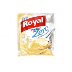 Pudim Royal Zero Baunilha (12X25G)