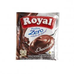 Pudim Royal Zero Chocolate (12X35G)