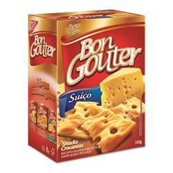 Biscoito Bon Gouter Queijo Suiço 100G