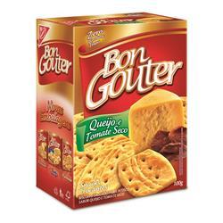 Biscoito Bon Gouter Queijo e Tomate Seco 100G