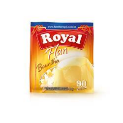 Flan Royal Baunilha (12X40G)