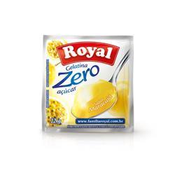 Gelatina Royal Zero Maracuja (12X12G)