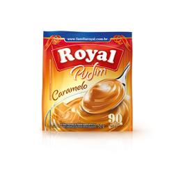 Pudim Royal Caramelo (12X50G)