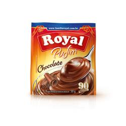 Pudim Royal Chocolate (12X50G)