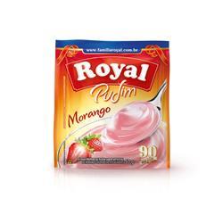 Pudim Royal Morango (12X50G)